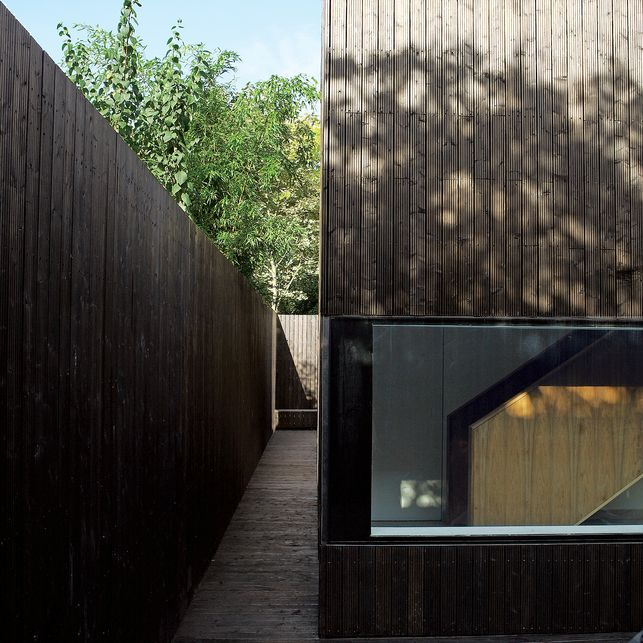 Minimalist Exterior Home Design Ideas: All Clad - Slideshows - Dwell
