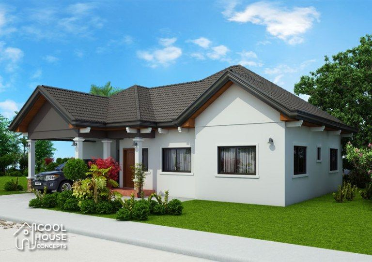 Home Design Plan 18x15m With 3 Bedrooms Home Ideas Beautiful House Plans Architectural House Plans House Plan Gallery