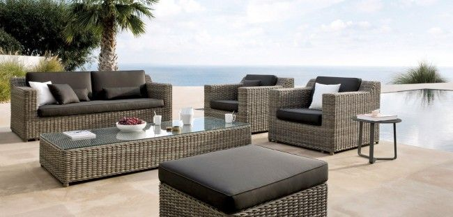 Manutti San Diego 1 Seater In 2020 Outdoor Dining Furniture