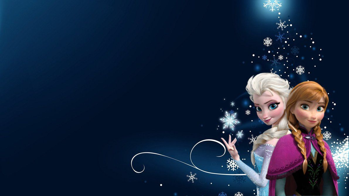 Elsa Anna Frozen Wallpaper 1191x670 Iwallhd Wallpaper Hd