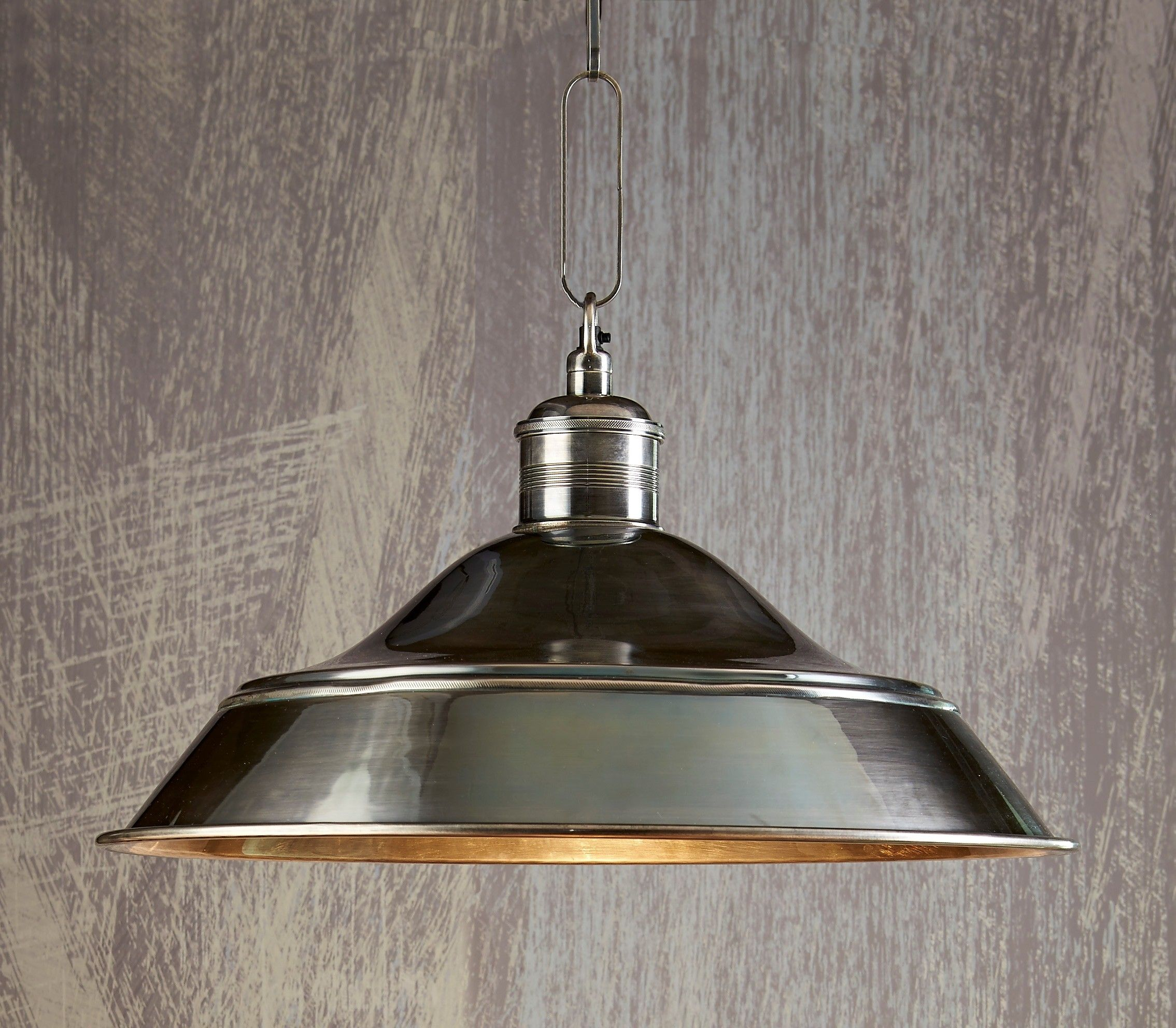 Palladium Hanging Lamp Living Spaces