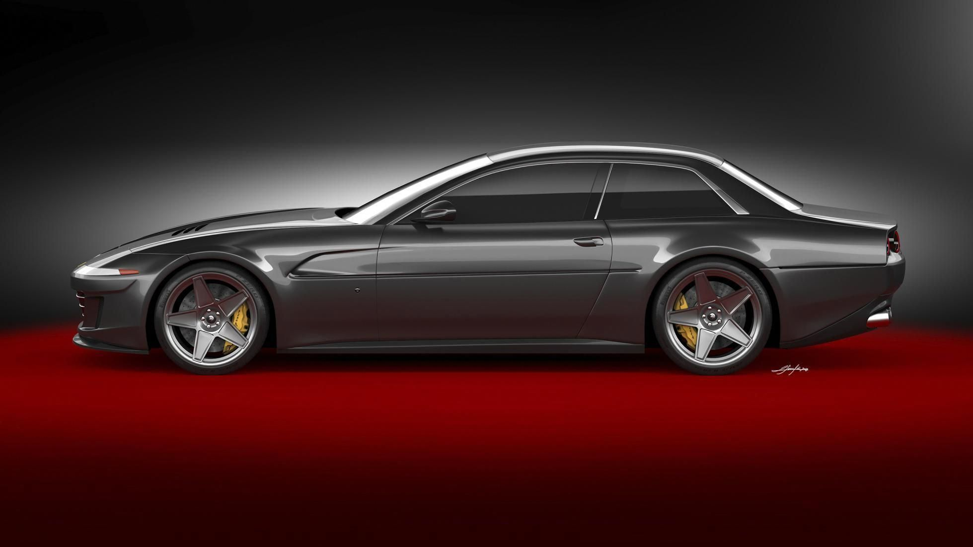 You can now make a retro Ferrari 400 from a GTC4Lusso   Top Gear #LamborghiniClassicCars #ferrarif80 You can now make a retro Ferrari 400 from a GTC4Lusso   Top Gear #LamborghiniClassicCars #ferrarif80