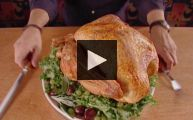How to Truss a Turkey - cooking videos online