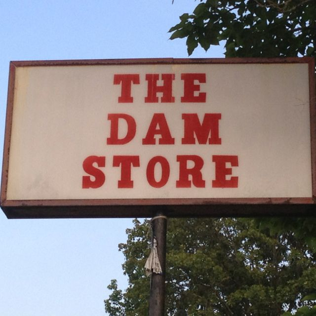 The Dam Store Sardis Ms Sardis Highway Signs Dam