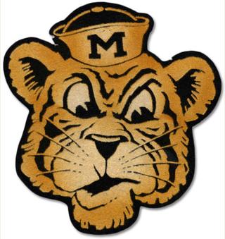 1964 Mizzou Logo Mizzou Tigers Logo Missouri Tigers Logo Mizzou Tigers