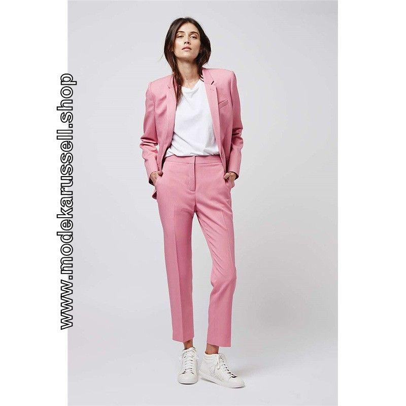 bekannte Marke neue Version das Neueste Damen Hosenanzug 2019 in Rosa in 2019 | Hosenanzug, Rosa ...
