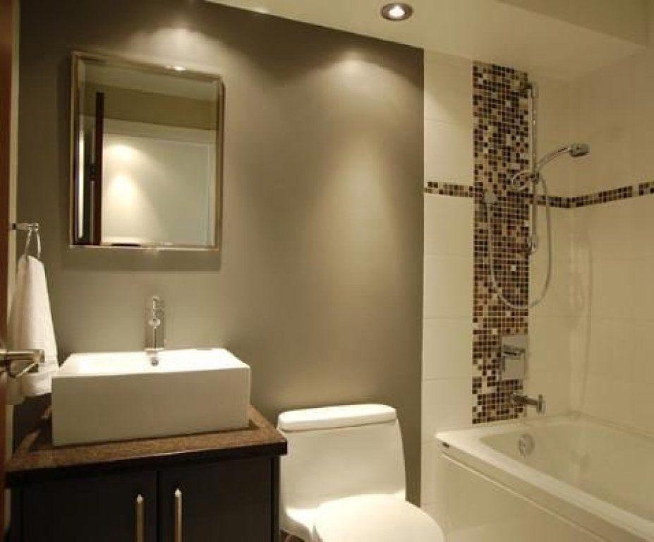 Fotos de dise os de ba os modernos peque os proyectos for Disenos de apartaestudios pequenos