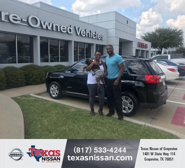 Happy Anniversary To Sterman On Your Gmc Terrain From Miguel