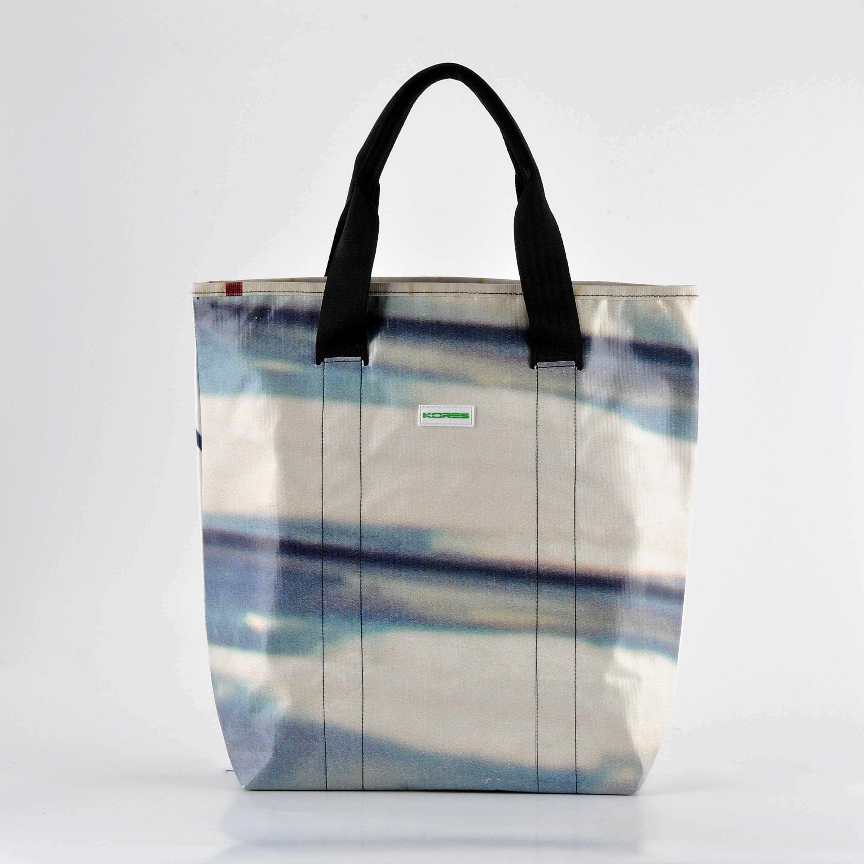 Add a touch of Kores to your life with this colourful, practical and beautifully crafted unisex shoulder bag.