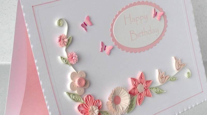 Самодельные открытки на день рождения маме фото, про постель