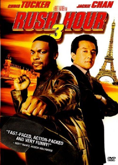 Rush Hour 3 2007 Cartazes De Cinema Filmes E Series E Filmes