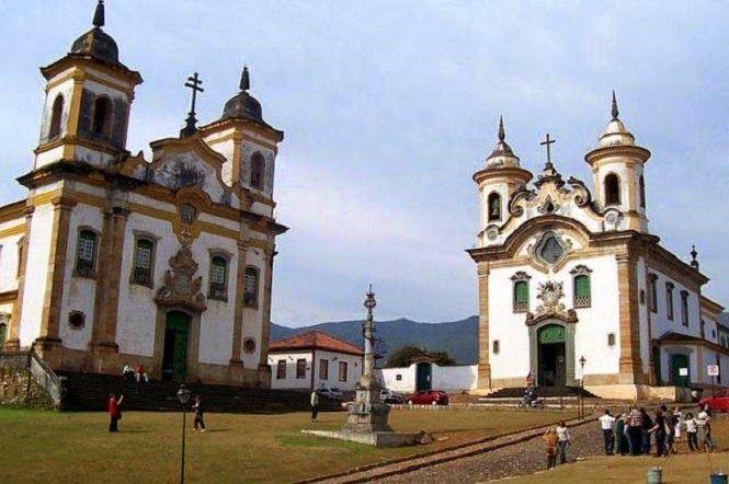 Belos Pontos Turisticos De Ouro Preto Minas Gerais Com Imagens