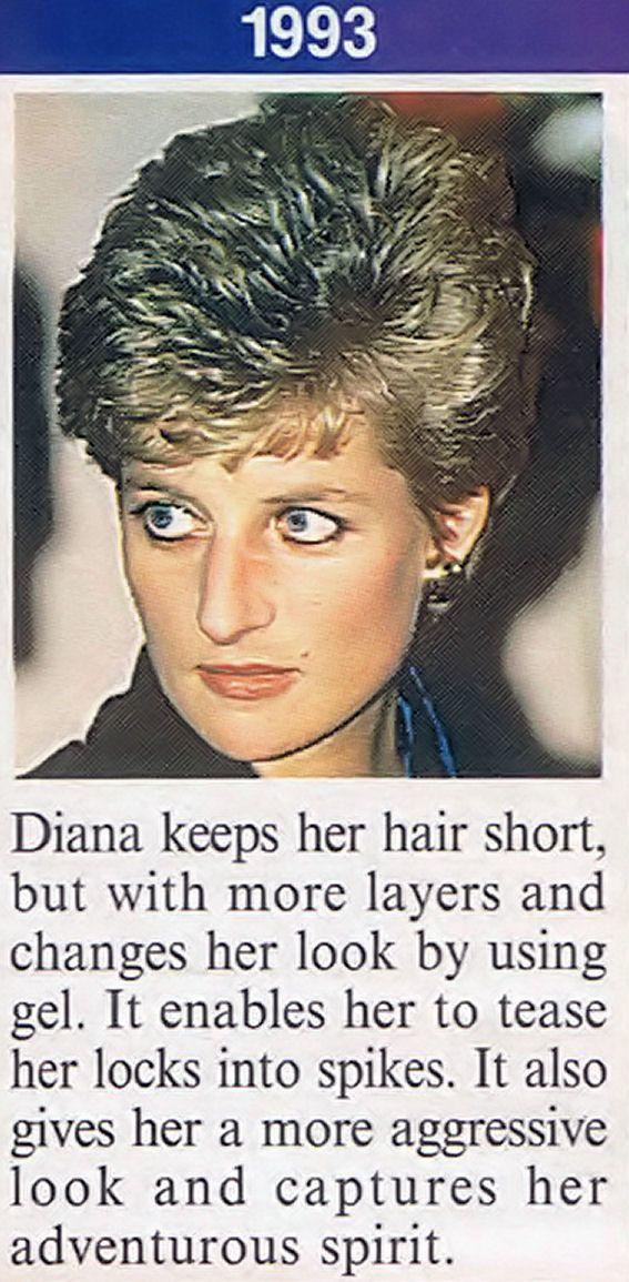 Princess Diana Princess Diana Hair Princess Diana Fashion Lady Diana