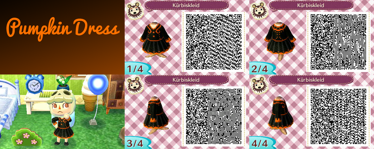 Spooky patterns Photo Qr codes animal crossing, Animal