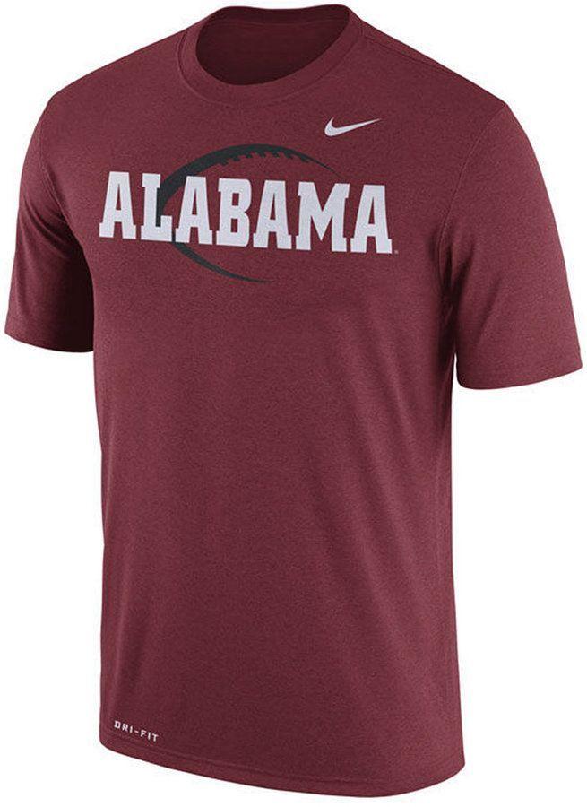88d95939b8 Nike Men's Alabama Crimson Tide Legend Icon T-Shirt | Products ...