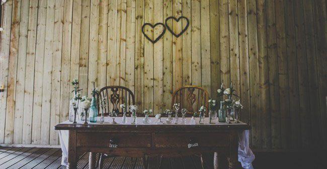 English Barn Wedding: Gemma + Neil