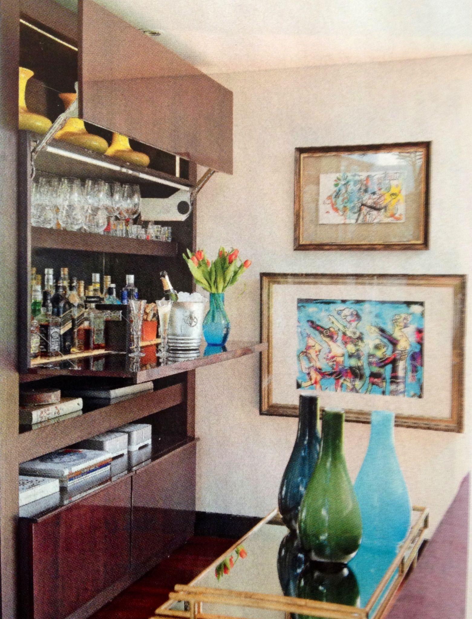 Mueble para licores muebles bar pinterest muebles - Vitrinas para casa ...