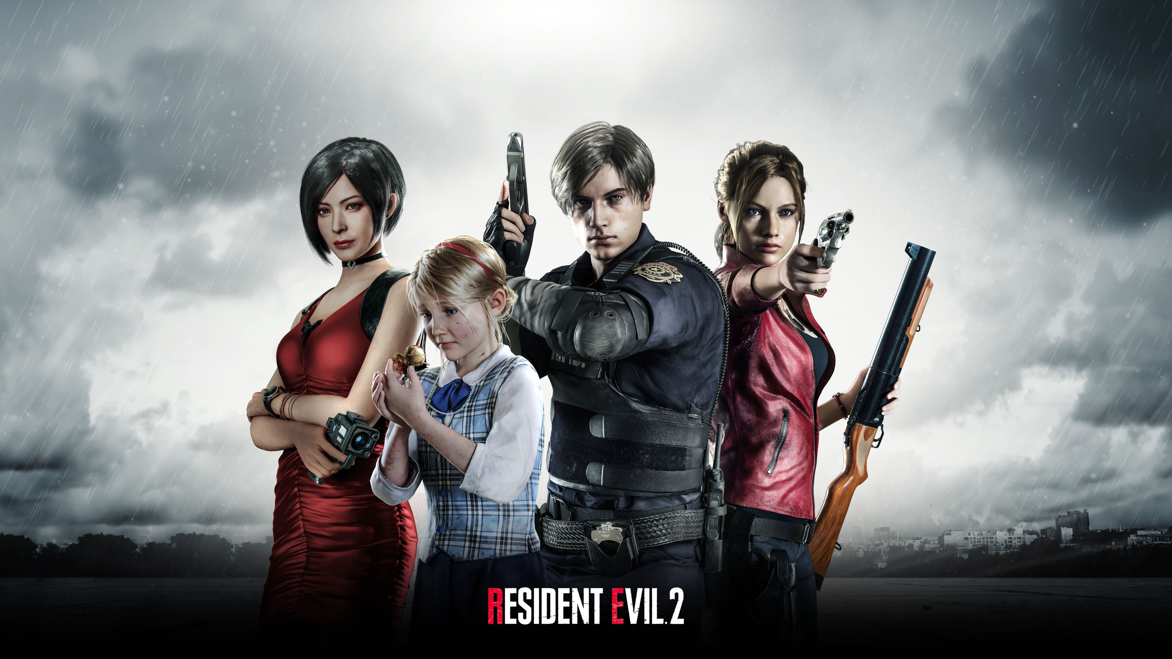 Resident Evil 2 2019 4k Resident Evil 2 Wallpapers Hd Wallpapers Games Wallpapers 8k Wallpapers 5k Wallpapers Resident Evil Resident Evil 3 Remake Resident