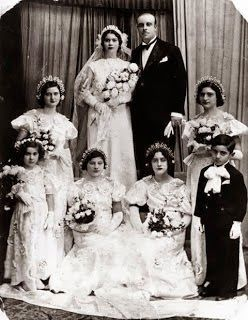 A Jewish Wedding In The 1930s