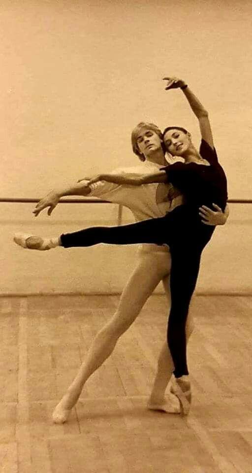 Diana Vishneva and Dmitry Sobolevsky   Ballet, Dance