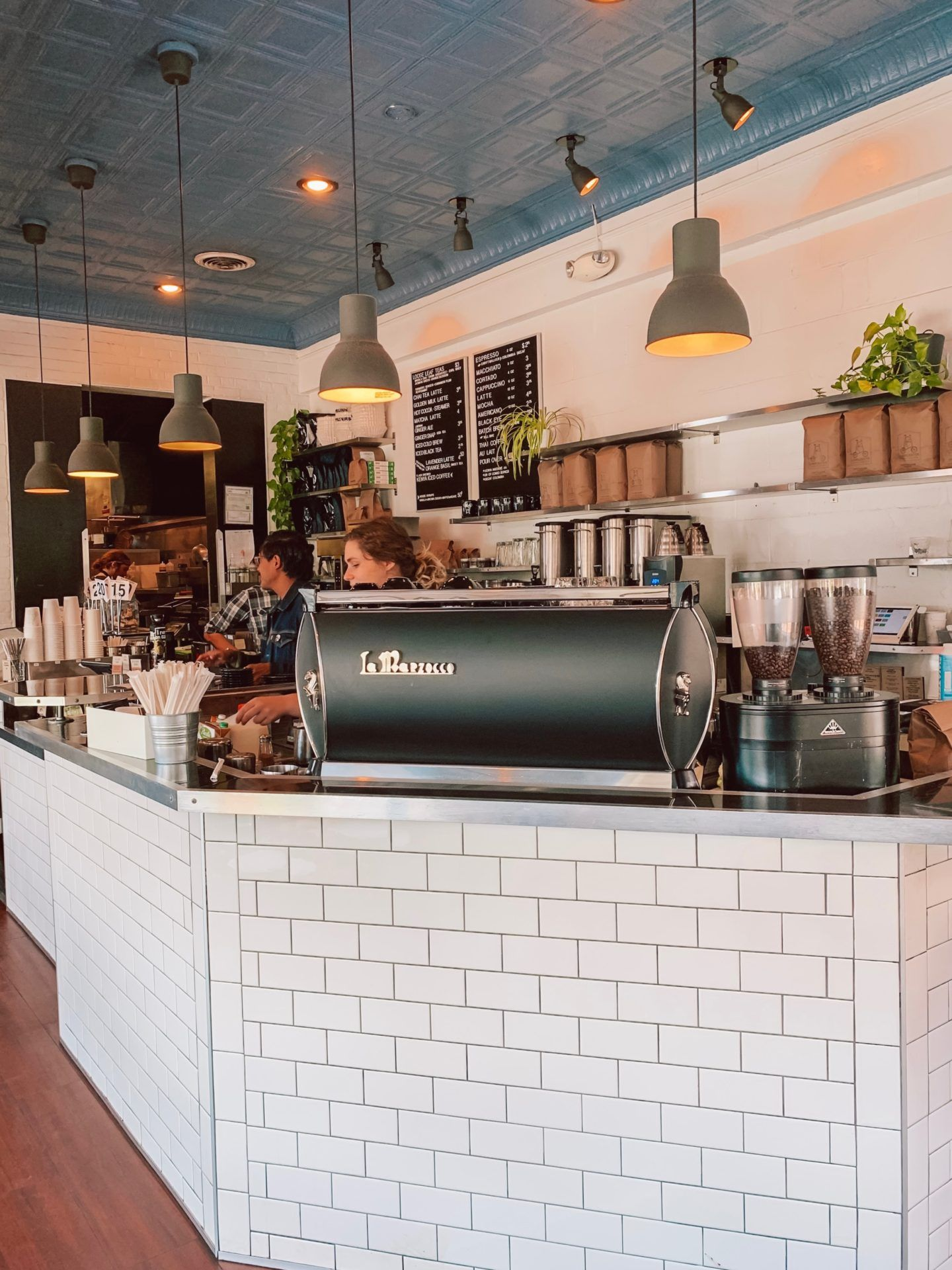 20 Cafes You Need To Visit In Richmond Virginia She Saw Style Coffee Shop Decor Cool Cafe Modern Cafe
