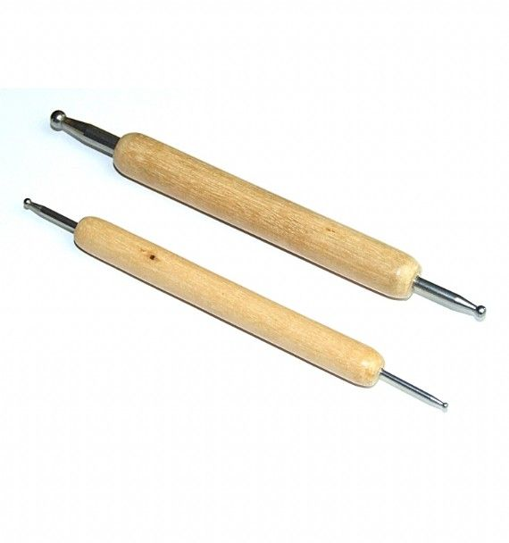 Pack of Two Embossing Tools