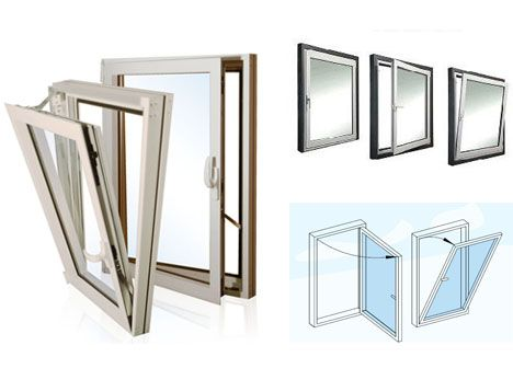 I Can Buy German Style Tilt And Turn Windows In The US
