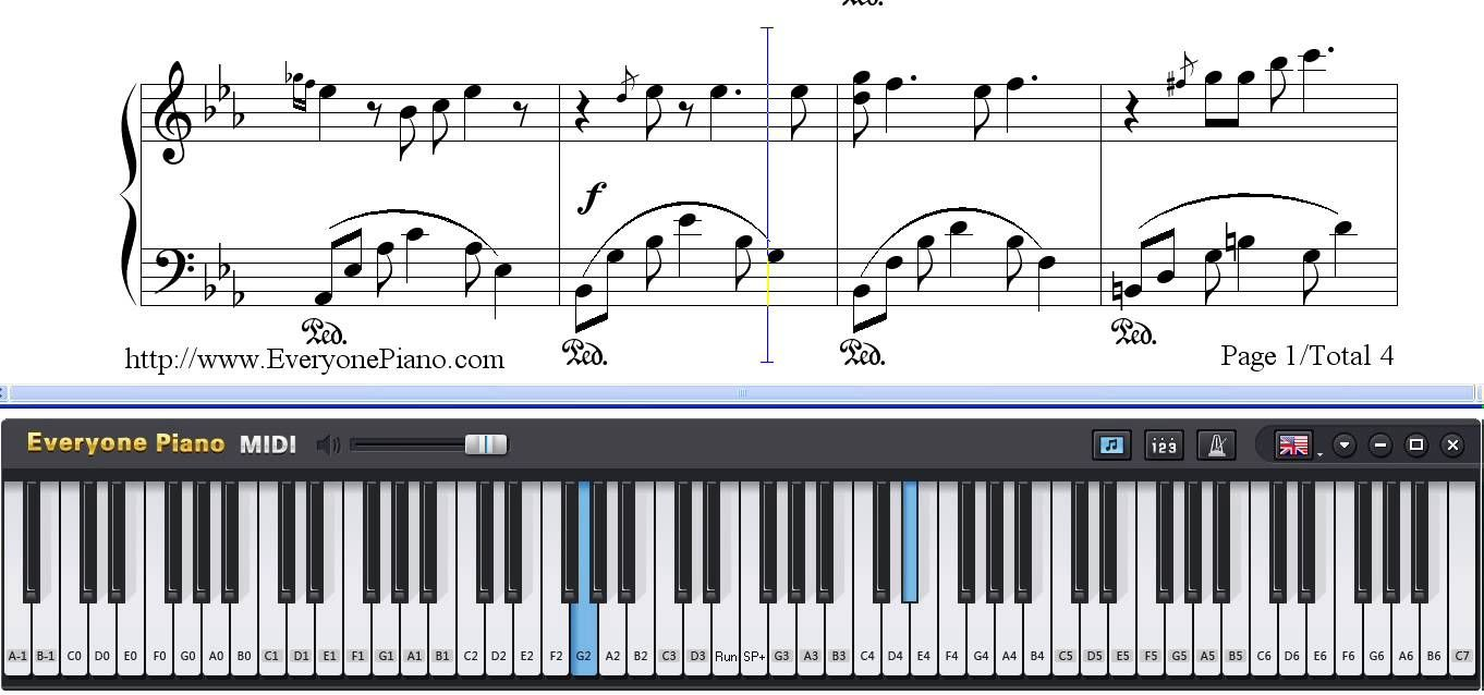 Free Your Song Elton John Piano Sheet Music Tutorial With