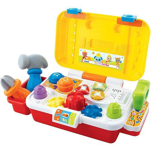 Vtech Drill And Learn Toolbox Vtech Learning Fun Tool Box