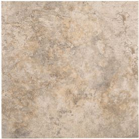 Kitchen Tiles At Lowes style selections 12-in x 12-in capri natural thru body porcelain