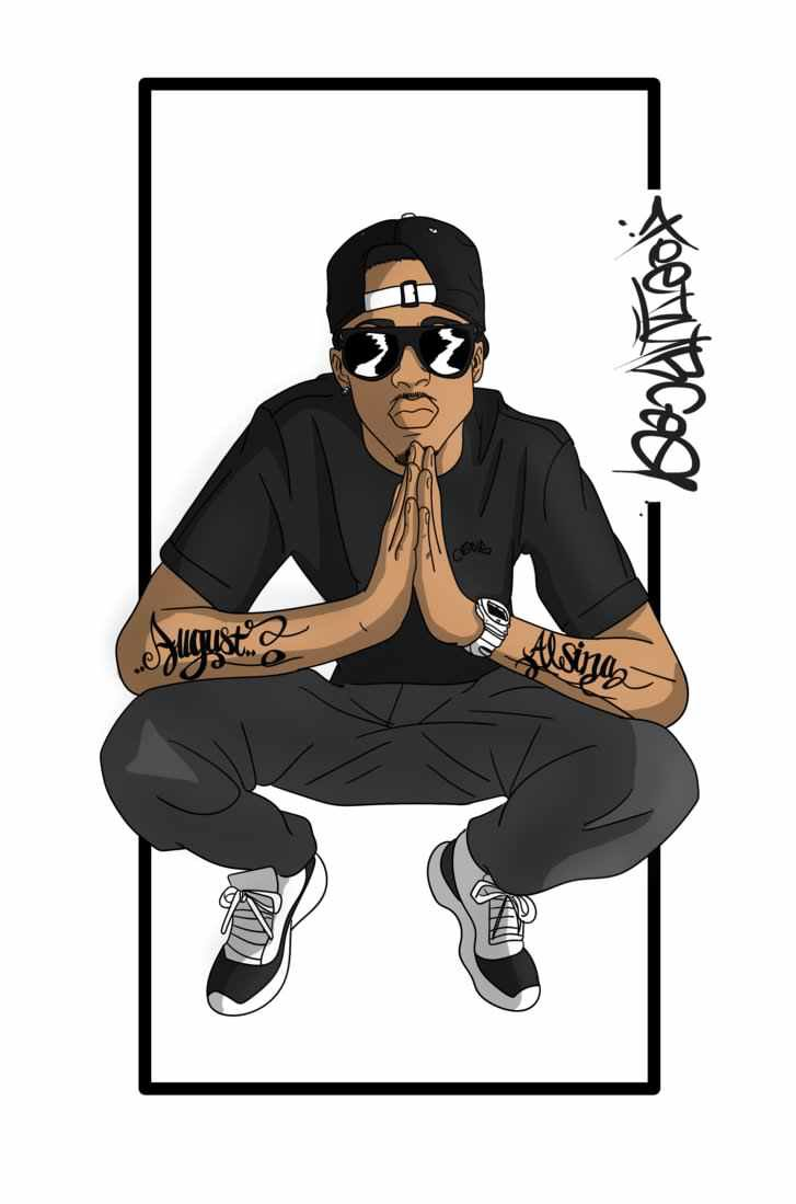 August alsina art pinterest august alsina august alsina art altavistaventures Images