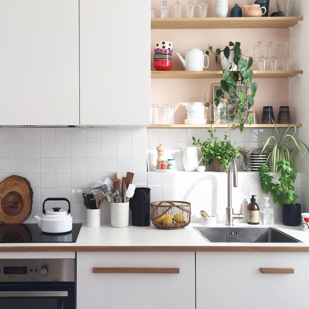 Overhead shelving idea for butlers kitchen Peinture