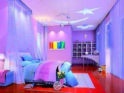 nyan cat themed bedroom