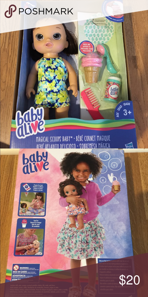 f84994aa8 Baby Alive Magical Scoops New in box! Other