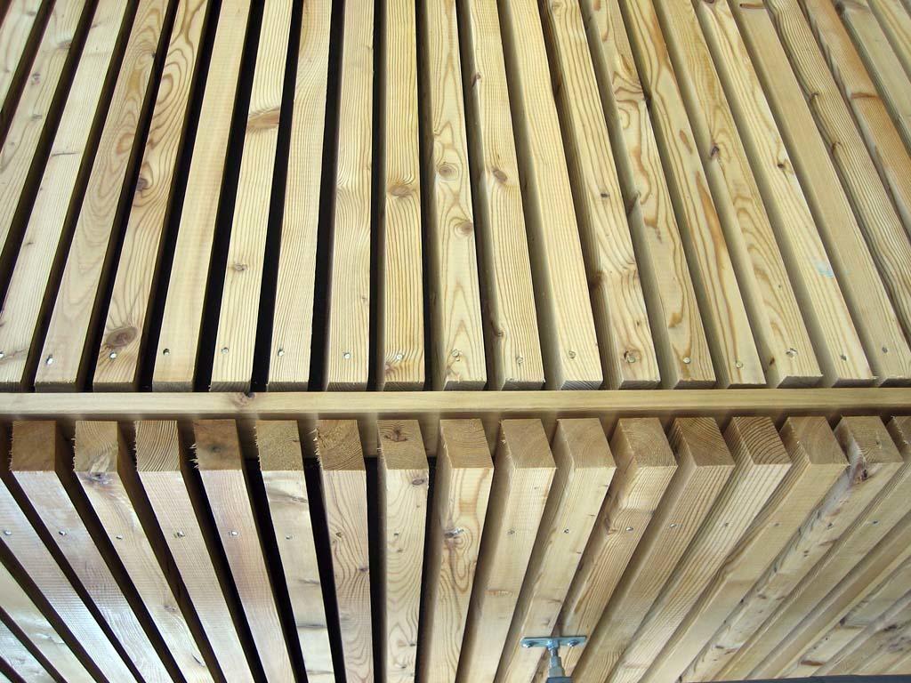 Minihaus aus Holz zum Mitnehmen DAS HAUS Minihaus