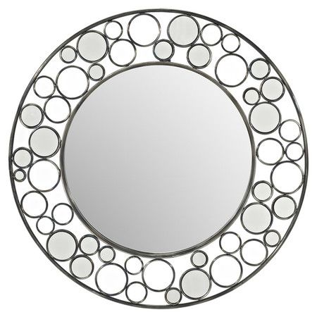 Found it at AllModern - Reflections Mirror in Silver