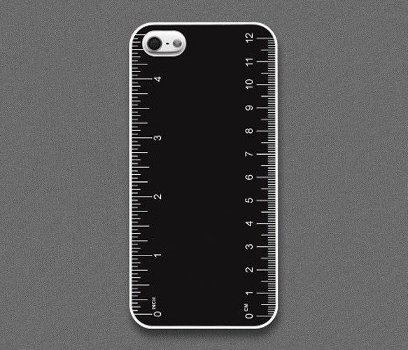 ruler iphone case. fathersdaygifts