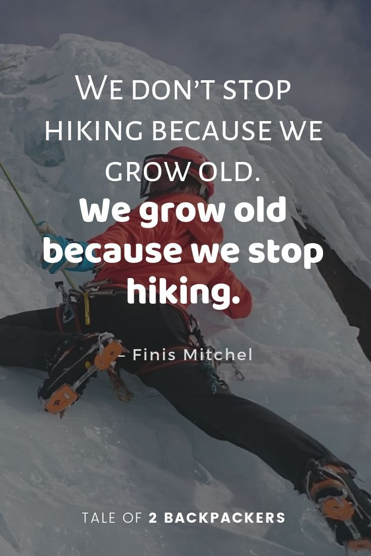 111 Inspiring Mountain Quotes and Hiking Sayings | Tale of ...