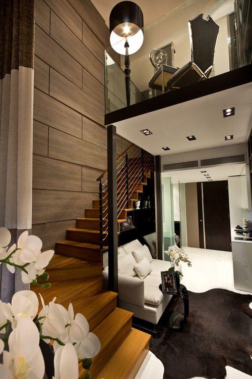 dark glow loft spaces pinterest apartment interior design rh pinterest com
