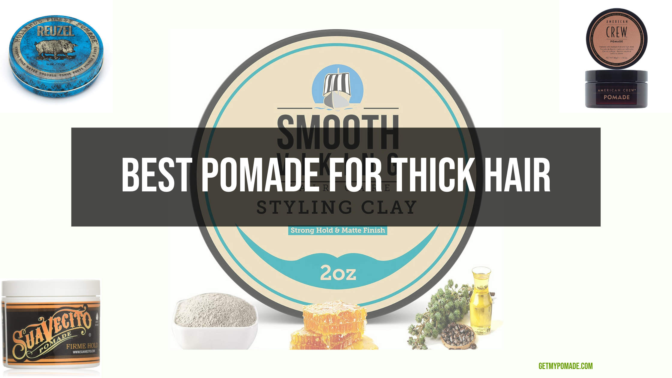 Best Pomade For Thick Hair In 2020 Thick Hair Styles Oil Based Pomade Water Based Pomade
