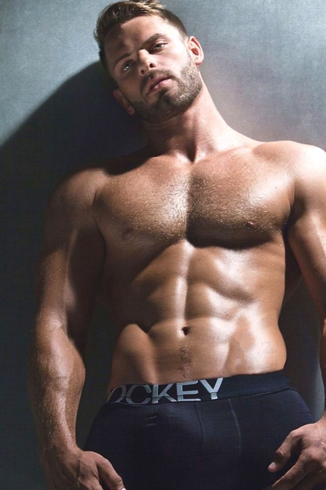 Handsome hunks gay