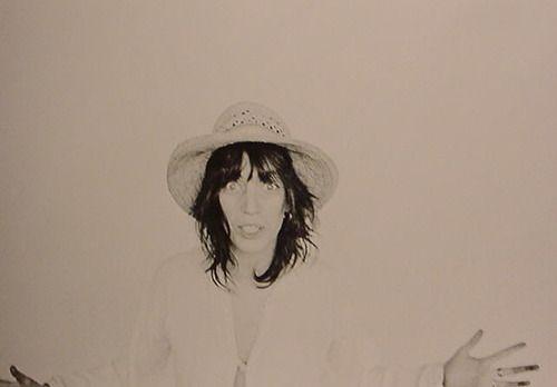 """Patti Smith: 1969-1976 by Judy Linn """