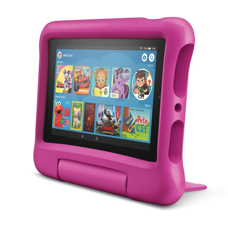 Amazon fire 7 kids edition tablet 7in display 16 gb