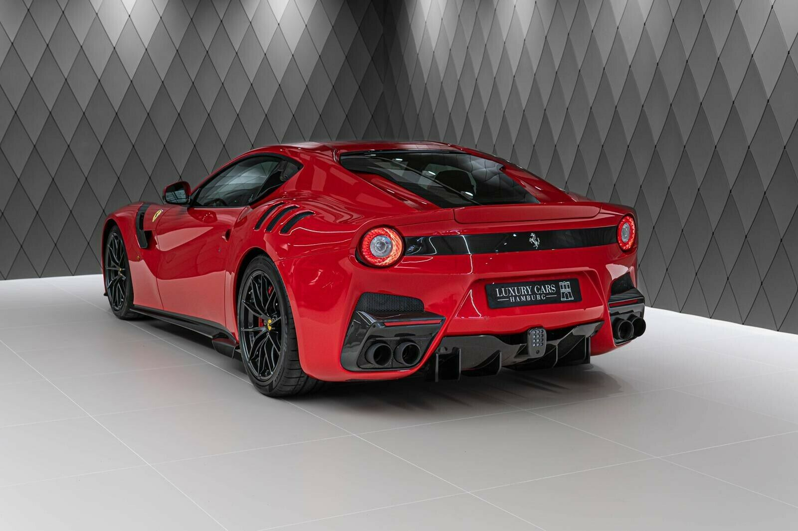 For Sale Ferrari F12 Tdf Luxury Cars Hamburg Germany For Sale On Luxurypulse In 2020 Ferrari F12 Tdf Ferrari F12 Ferrari