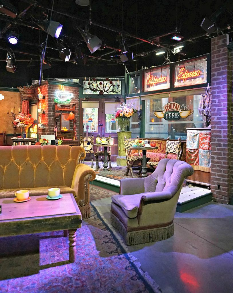 c7b59cc116 Calling All FRIENDS Fans  Visit the Real Central Perk