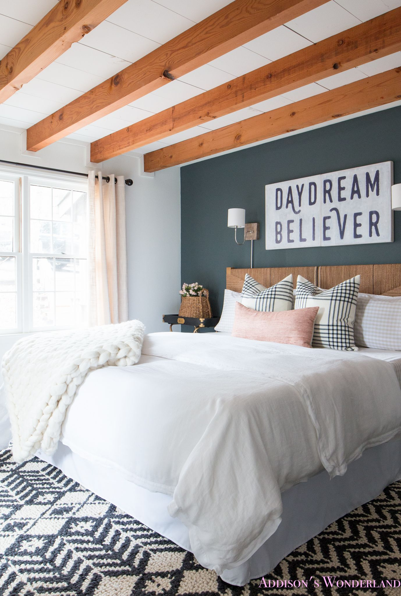 Our Relaxed Chic Master Bedroom Reveal W/ Serena & Lily