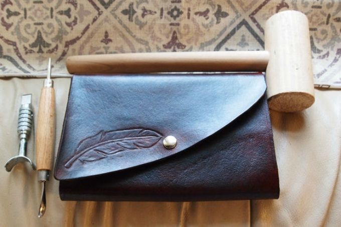 60 Leather Craft Ideas You Probably Never Thought Of | Leather ...