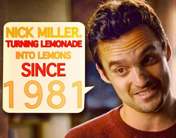 Nick Miller since 1981
