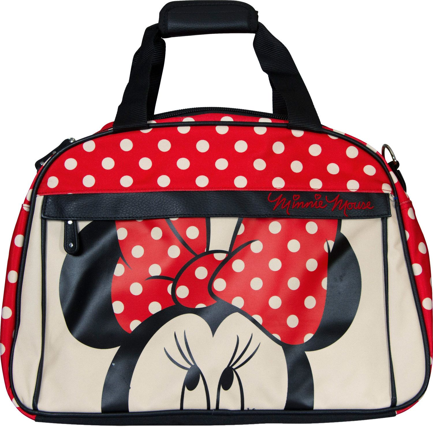 Minnie Mouse Weekender Bag in 2019   New Womens Gear From 80sTees ... 4170aaeb08