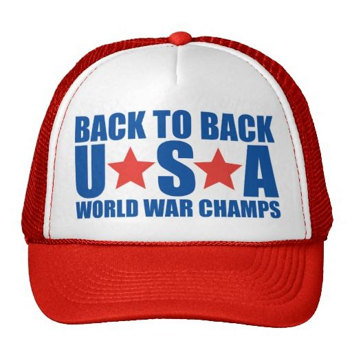 8f88f300af3 Back to Back World War Champs Hat
